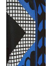 Temperley London | Blue Long Brooke Coat | Lyst
