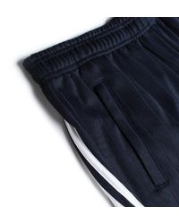 Adidas Originals - Blue Navy Wrap Short for Men - Lyst