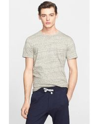 Wings + Horns | Natural 'Splash' Cotton Jersey T-Shirt for Men | Lyst