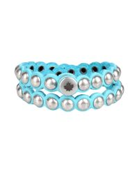 DSquared² | Blue Bracelet for Men | Lyst