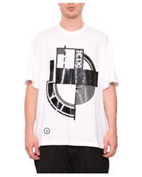 KTZ - Multicolor Multi Shape Graphic Cotton T-shirt for Men - Lyst