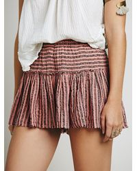 Free People - Pink Endless Summer Womens Say It To Me Short - Lyst