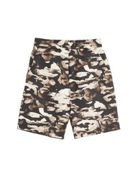 Neil Barrett - Printed Shorts - Multicolor for Men - Lyst