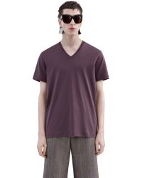 Acne | Enis Grape Purple for Men | Lyst