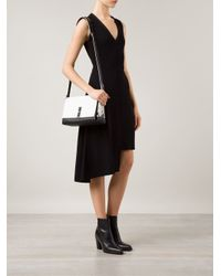 Proenza Schouler - White Courier Small Shoulder Bag - Lyst