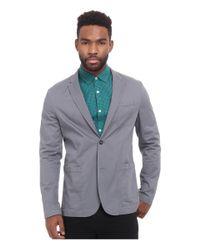 Original Penguin | Gray P55 Stretch Blazer for Men | Lyst