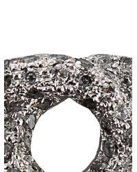 Carolina Bucci - White Diamond Encrusted Bracelet Link - Lyst