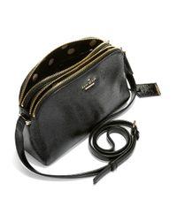 Kate Spade | Black Mandy Crossbody Bag | Lyst