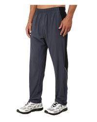 Under Armour | Gray Ua Launch Stretch Woven Pant for Men | Lyst