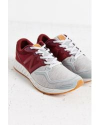 New Balance | Gray 1980 Sport Style Running Sneaker | Lyst
