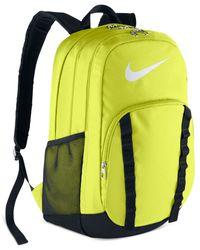 Nike | Yellow Brasilla 7 Backpack for Men | Lyst