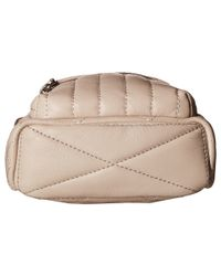 Marc By Marc Jacobs | Natural Domo Biker Quilted Cross Biker | Lyst