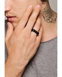 Forever 21 - Black Men Vitaly Amici Ring for Men - Lyst