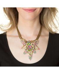 Lulu Frost | Metallic Chroma Necklace | Lyst
