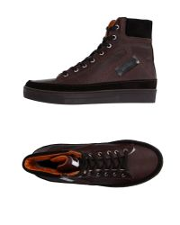 John Galliano | Brown High-tops & Trainers for Men | Lyst