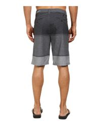 Rip Curl | Gray Mirage Ignition Boardwalk Shorts for Men | Lyst