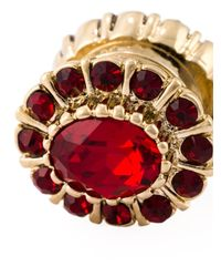 Givenchy - Metallic Gemstone Earrings - Lyst
