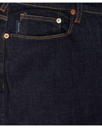 Paul Smith - Blue Indigo Slim Stretch Jeans for Men - Lyst