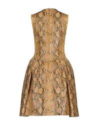 Simone Rocha | Yellow Knee-length Dress | Lyst
