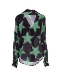 Vivienne Westwood Anglomania - Black Shirt - Lyst