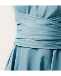 Hobbs - Blue Twitchill Dress - Lyst
