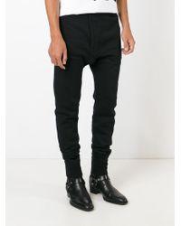 Faith Connexion | Black Track Pant Trousers for Men | Lyst