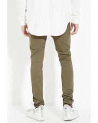 Forever 21 - Green Eptm. Drawstring Pants for Men - Lyst