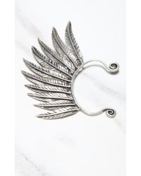 Natalie B. Jewelry | Metallic Pegasus Ear Cuff | Lyst