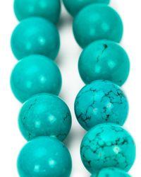 Aurelie Bidermann | Blue 'Lakotas' Necklace | Lyst