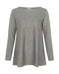 Hobbs | Gray Roisin Sweater | Lyst