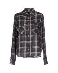Étoile Isabel Marant - Gray Shirt - Lyst