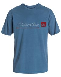 Quiksilver | Black Waterman Collection Standard T-shirt for Men | Lyst