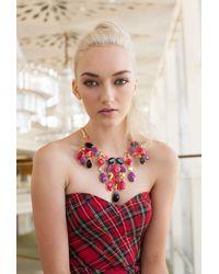 Trina Turk | Multicolor Lirienne Top | Lyst