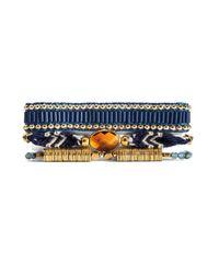 Hipanema - Blue Diva Mini Bracelet - Lyst