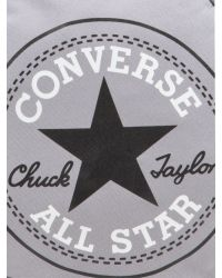 Converse | Gray Bg All Star Duffle Bag for Men | Lyst