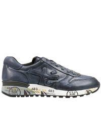 Premiata | Blue Sneakers for Men | Lyst