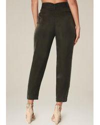 Bebe | Multicolor Cargo Pocket Pants | Lyst
