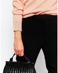 Ted Baker - Pink Shilo Sleek Bow Ring - Lyst