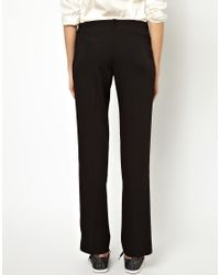 Antipodium - Black Platform Trousers - Lyst