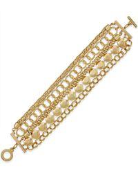 Style & Co. | Metallic Multi-chain Bracelet | Lyst