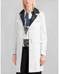 Belstaff | Black Heddons Leather Jacket | Lyst