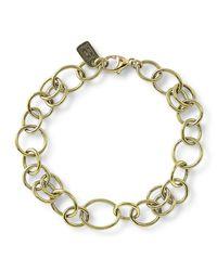 Ippolita - Metallic Glamazon 18k Classic Link Bracelet - Lyst