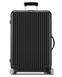 """Rimowa - Black Salsa Deluxe Electronic Tag 29"""" Multiwheel - Lyst"""
