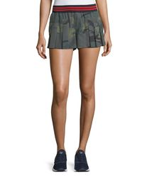 The Upside - Multicolor Camo Agassi Shorts - Lyst