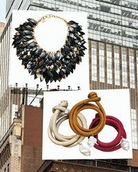 Ashley Pittman - Black Tanzu Dark Horn Layered Chain Leaf Necklace - Lyst