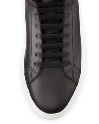 Givenchy - Black Urban Street High-top Sneaker - Lyst