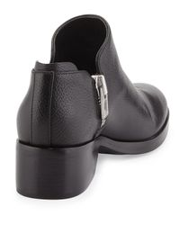 3.1 Phillip Lim - Black Alexa Side-Zip Ankle Boots - Lyst