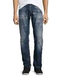 PRPS | Blue Straight Leg Jean for Men | Lyst