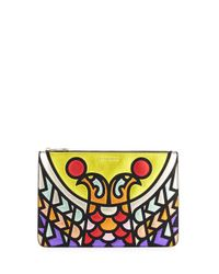 Givenchy - Multicolor Pandora Clutch - Lyst