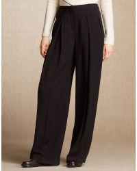 Belstaff - Black Pippa Trousers - Lyst